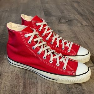 Vintage Converse All Star High Top Sneakers Mens 11
